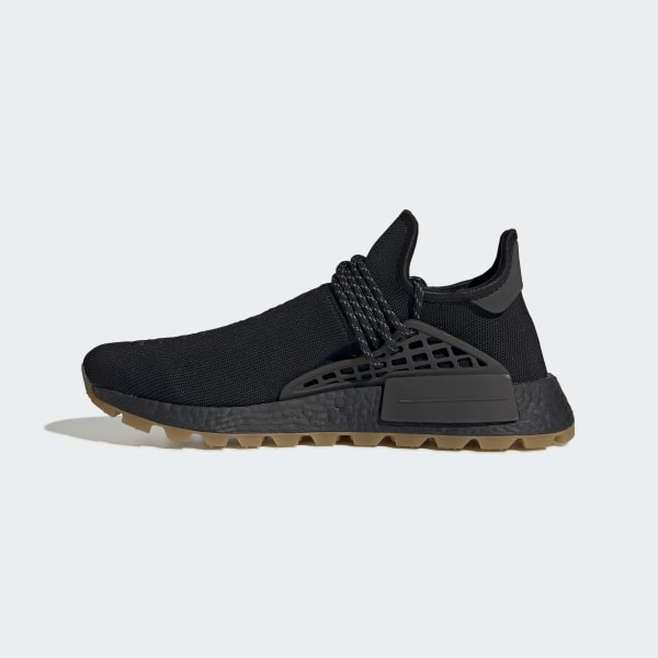 Pharrell Williams x adidas Hu NMD Proud - Black | sneakerb0b