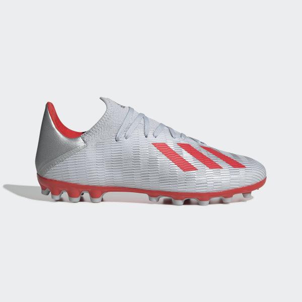 Scarpe da calcio X 19.3 Artificial Grass Argento adidas | adidas Italia