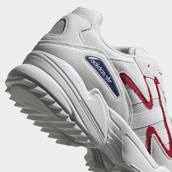 Scarpe Yung 96 Chasm Trail Bianco adidas   adidas Italia
