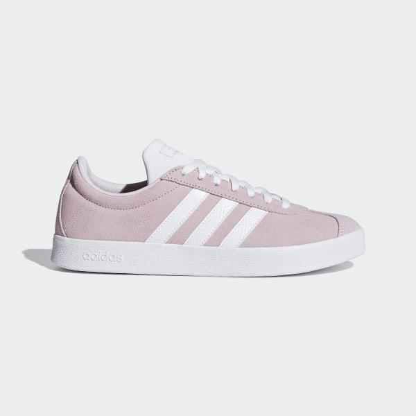Scarpe VL Court - Rosa adidas | adidas Italia