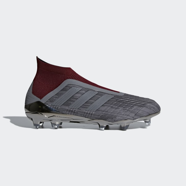 100% top quality outlet online classic styles adidas Paul Pogba Predator 18+ Firm Ground Boots - Grey | adidas New Zealand