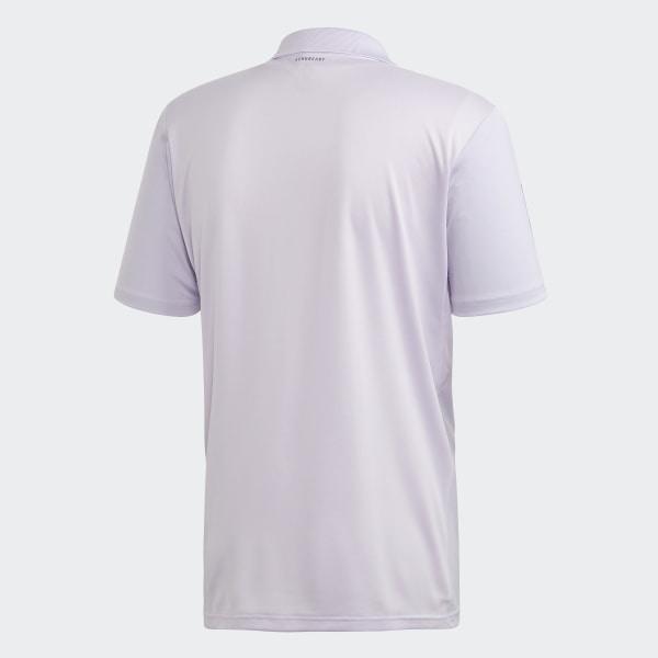 adidas 3 Streifen Club Poloshirt Lila   adidas Switzerland