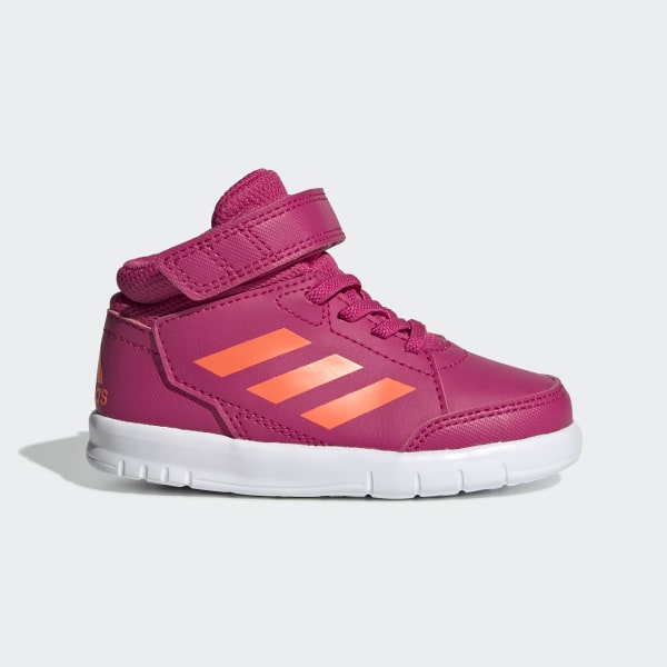adidas AltaSport Mid Shoes - Burgundy | adidas Ireland