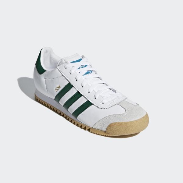 Fabrikverkauf adidas originals schwarz herren weiß rom shoes