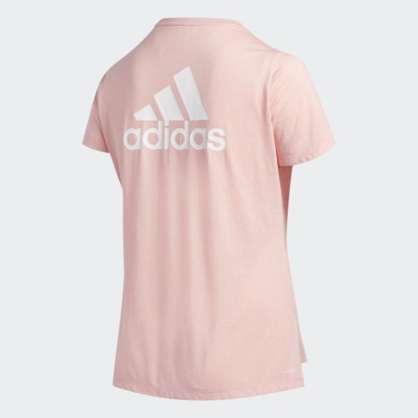 adidas Go To T shirt Pink | adidas Denmark