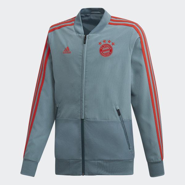 best quality 100% high quality catch Veste de présentation FC Bayern - Vert adidas | adidas France