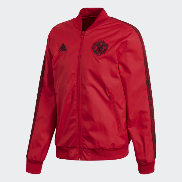 Adidas Manchester United Anthem Jacke