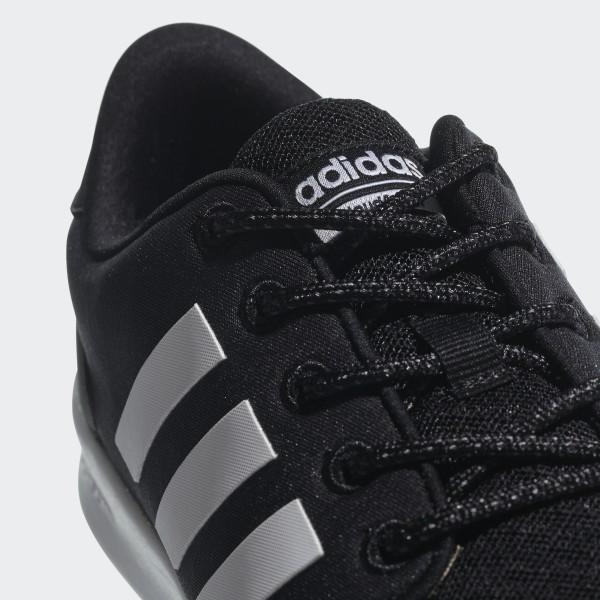adidas cloudfoam qt racer sneakers zwart dames