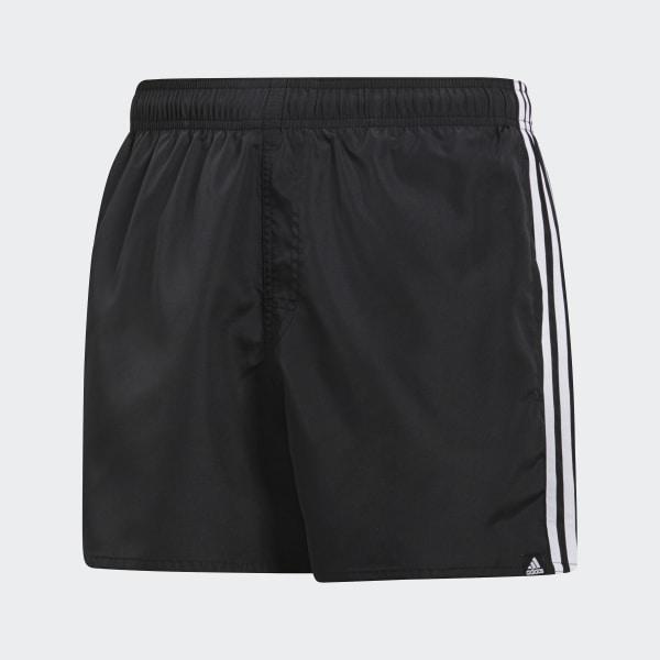 adidas performance badeshorts schwarz