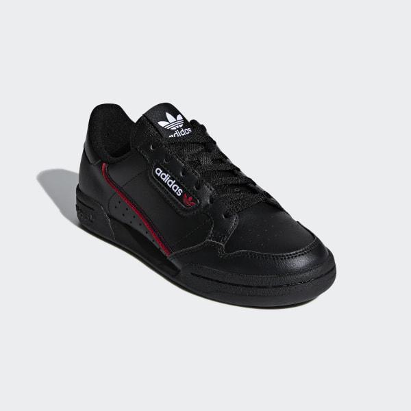 adidas Continental 80 Schoenen - Zwart | adidas Officiële Shop