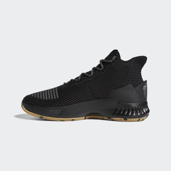 intelectual revisión Ladrillo  adidas D Rose 9 Shoes - Black | adidas Australia