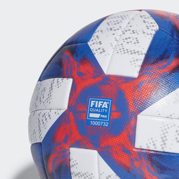 Pallone ufficiale Tricolore 19 Bianco adidas   adidas Italia