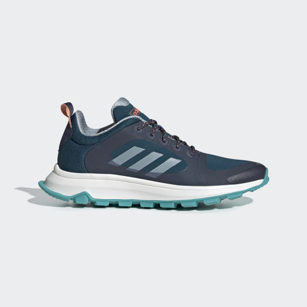 adidas Response Trail X Shoes Blue | adidas UK