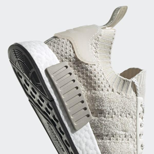 adidas Chaussure NMD_R1 Primeknit blanc | adidas Canada
