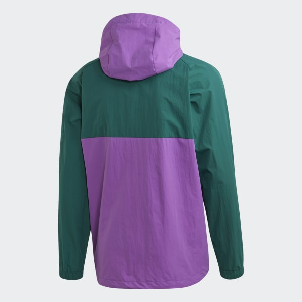 adidas Originals Lilac Shell Jacket