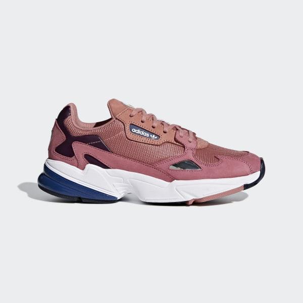 rétro choisir l'original bon out x adidas Falcon Shoes - Pink | adidas US