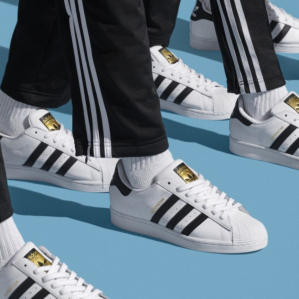 Explore our Navy Blue Adidas Superstar custom sneakers. Love