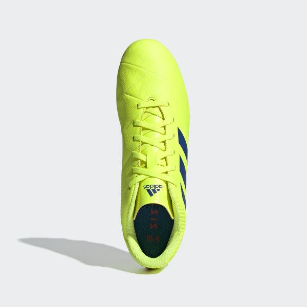 adidas Chaussure Nemeziz 18.4 Multi surfaces jaune | adidas Canada