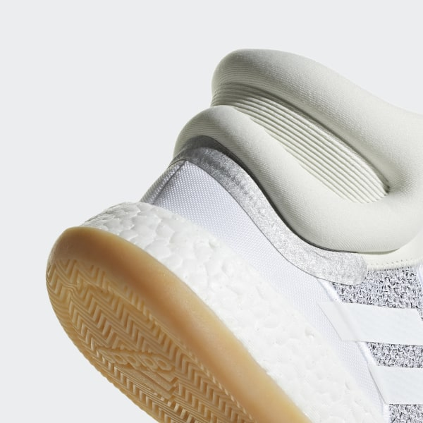 adidas Marquee Boost Shoes White | adidas New Zealand