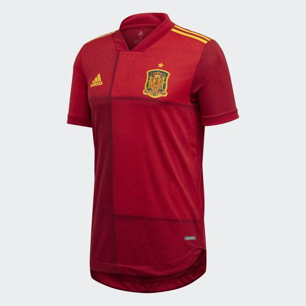 Camiseta primera equipación España Victory Red FI6250
