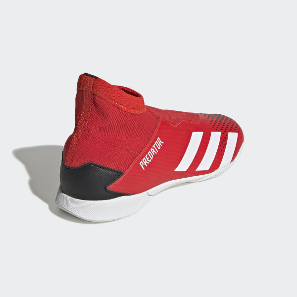 Chaussure Predator 20.3 Indoor Rouge adidas | adidas Switzerland