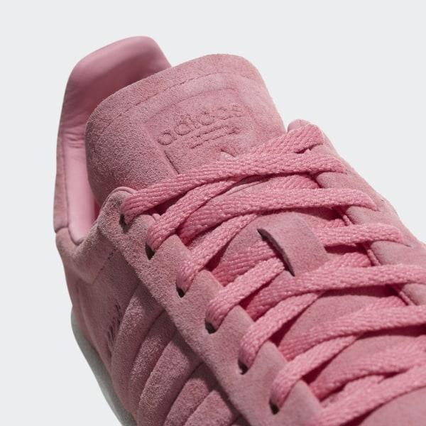 Adidas Originals Campus Femme Stitch And Turn CQ2740 Chalk