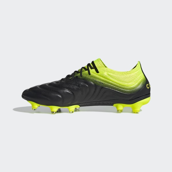 adidas Copa 19.1 Firm Ground Cleats - Black | adidas Canada