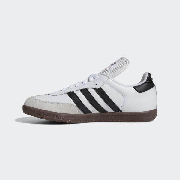 adidas samba wit zwart