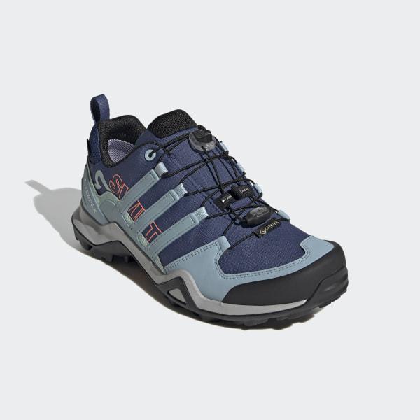 Chaussure de randonnée Terrex Swift R2 GORE TEX Bleu adidas   adidas Switzerland