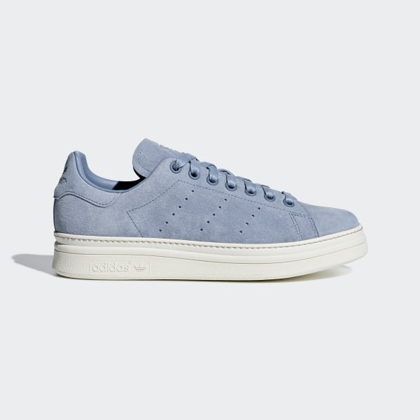 adidas Stan Smith New Bold Shoes - Blue | adidas Turkey