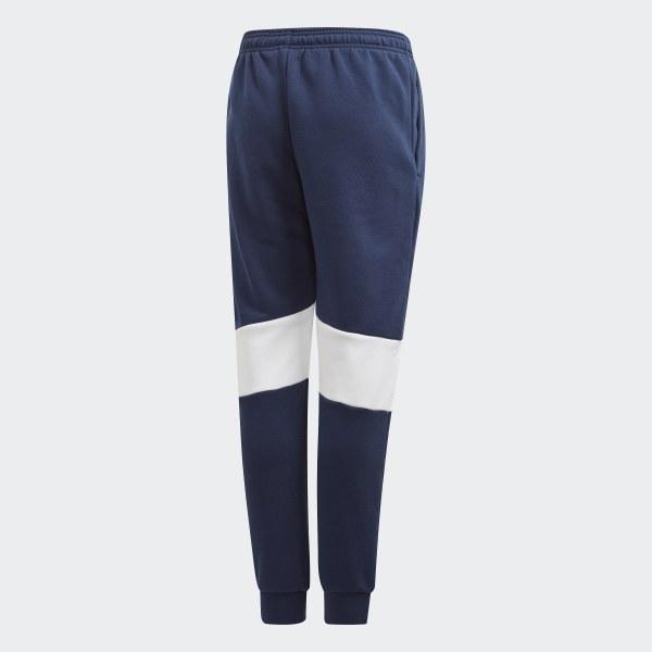 Pantaloni da allenamento Real Madrid Blu adidas | adidas Italia
