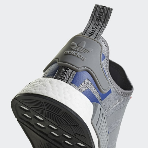 adidas Originals NMD R1 Baskets basses grey three active