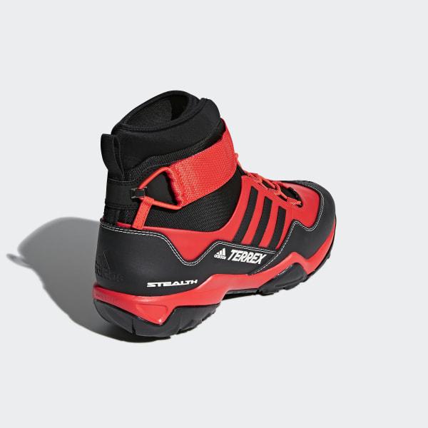 Terrex Hydro Lace RedCore Black