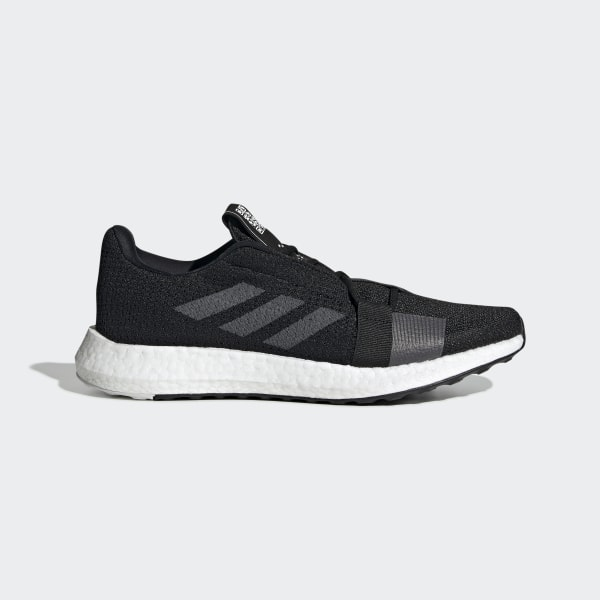 huge selection of latest a few days away adidas Senseboost Go Shoes - Black | adidas Australia