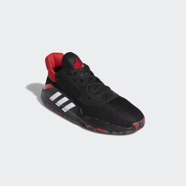 adidas Pro Bounce 2019 Low Schuh Schwarz | adidas Deutschland