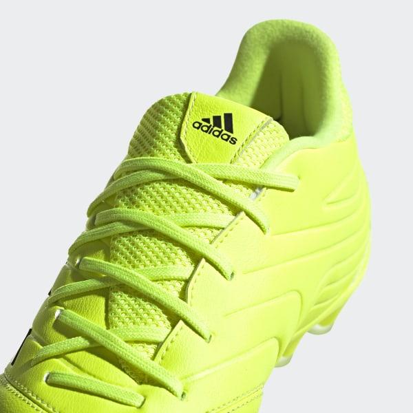 Scarpe da calcio Copa 19.3 Artificial Ground Giallo adidas | adidas Switzerland