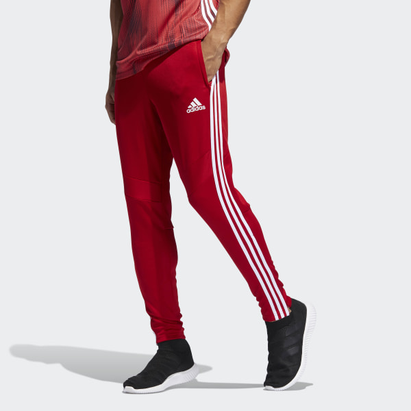 minorista online más tarde mayor selección de 2019 adidas Tiro 19 Training Pants - Red | adidas US