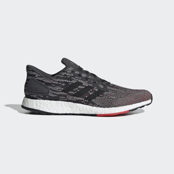 insidesneakers • Adidas Pure Boost DPR Core Black Footwear