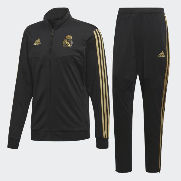 adidas Survêtement Real Madrid Noir | adidas Belgium