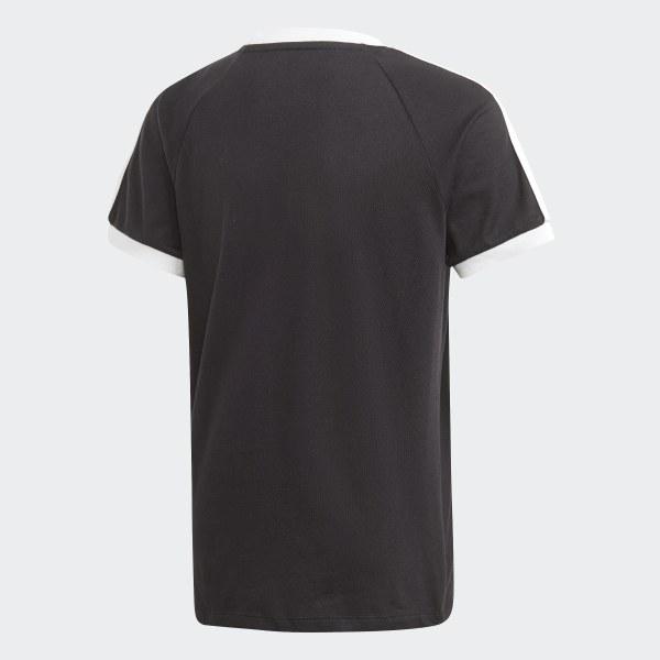 adidas 3 Stripes Shirt Zwart | adidas Officiële Shop