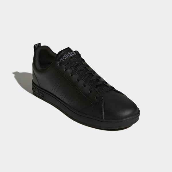 adidas chaussure vs avantage clean n noir