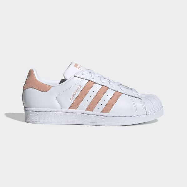 Weiß Adidas Superstar 80s Damen Originals Schuhe Austria