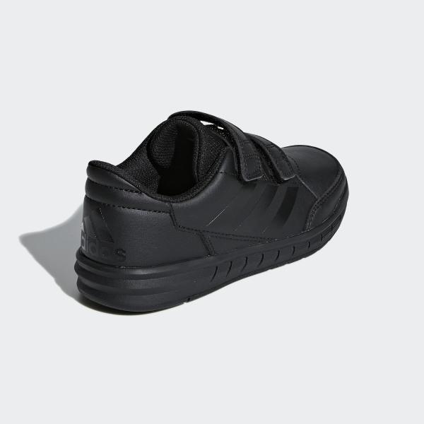 Details about Adidas ALTASPORT SHOES Kids Trainers Black D96831 Back to School