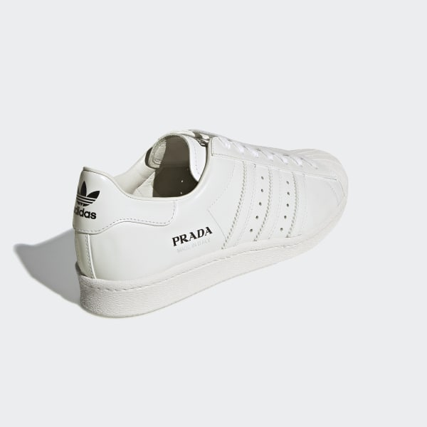 Prada for adidas Limited Edition Core White / Core White / Core White FW6683