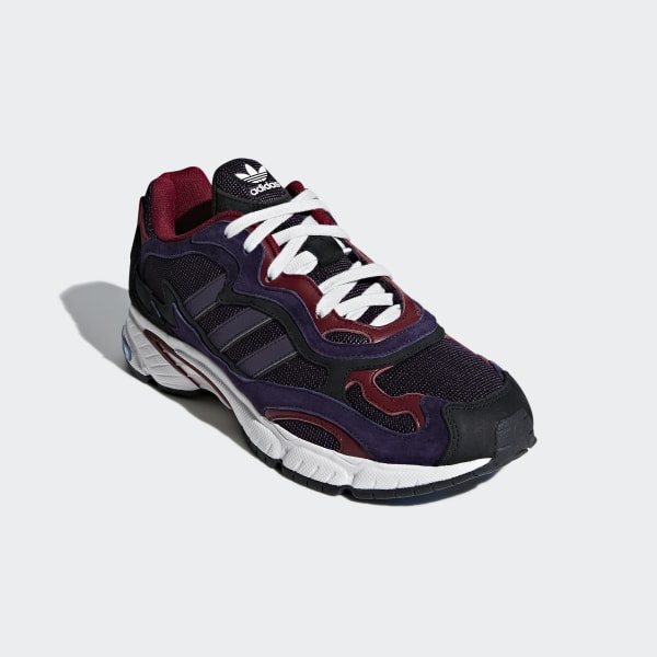 Adidas originals zapatillas de deporte violetas temper run