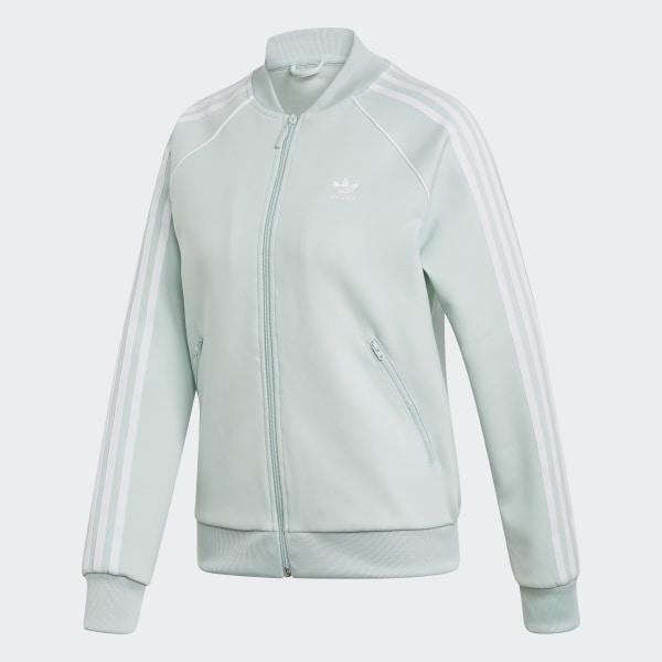 adidas Veste de survêtement SST vert | adidas Canada