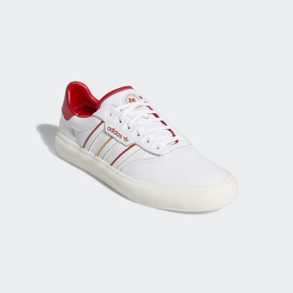 adidas 3MC Vulc Evisen Shoes White   adidas US