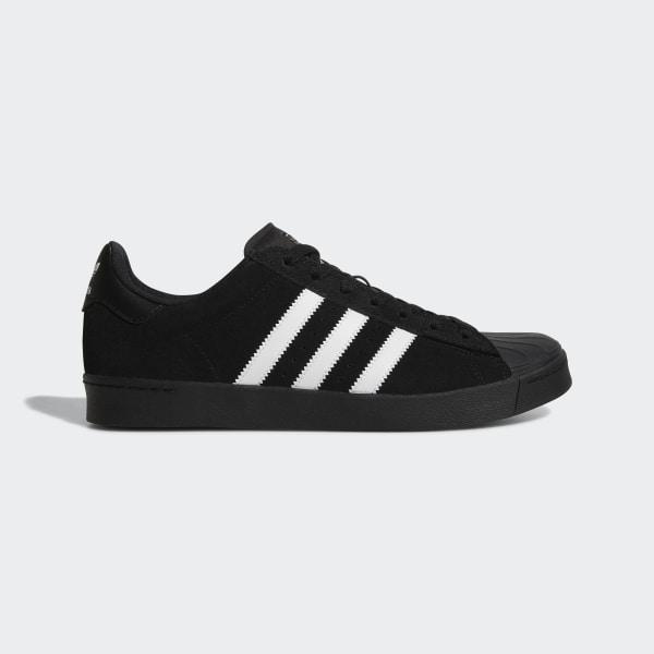 estrés Diplomacia Berri  adidas Superstar Vulc ADV Shoes - Black | adidas US
