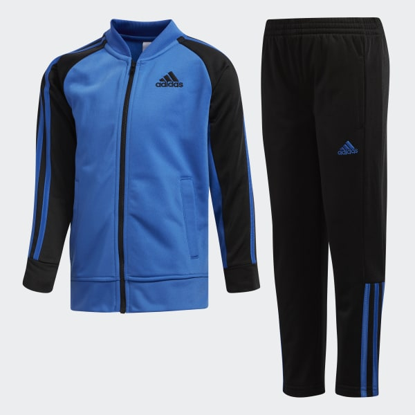 Short Stop Jacket Set Blue CJ2378