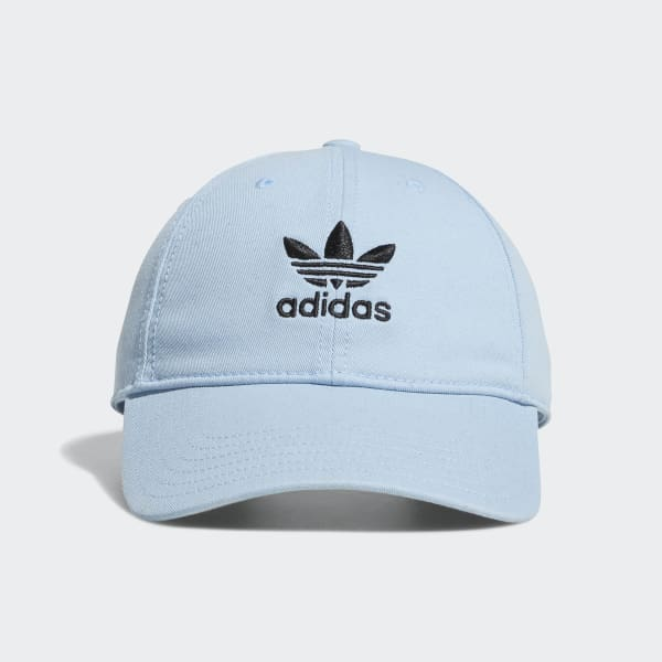 Originals Relaxed Strap-Back Hat Blue BH7130
